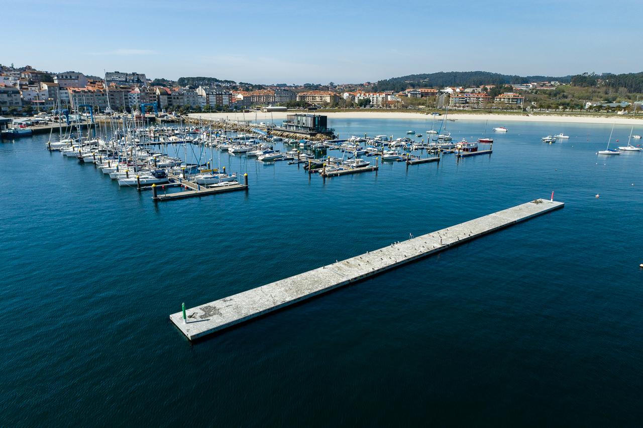 Puerto Deportivo Portonovo