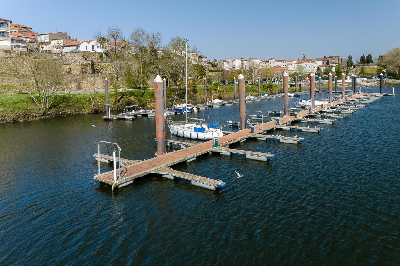 Puerto Deportivo Fluvial Tui
