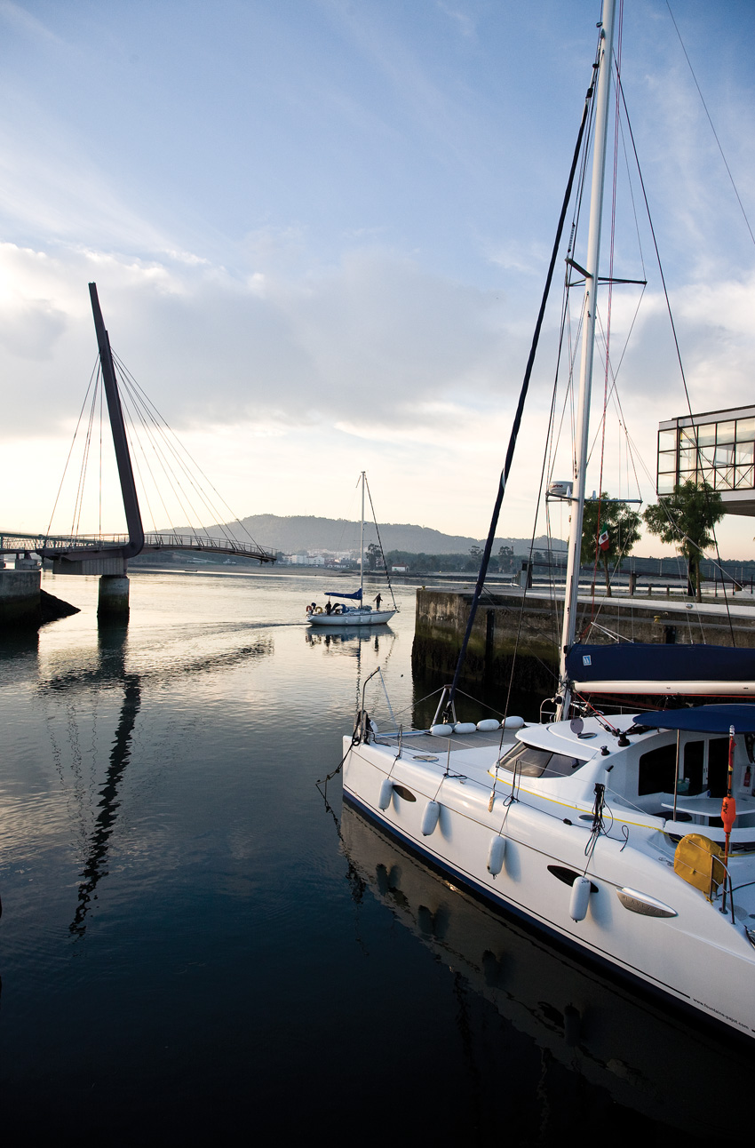 Puerto de recreo / Marina de Viana do Castelo
